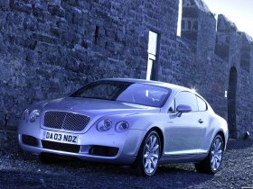 Ver foto 26 de Bentley Continental-GT 2003