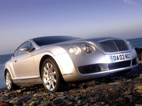 Ver foto 23 de Bentley Continental-GT 2003