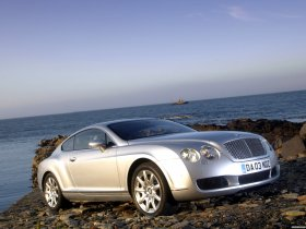 Ver foto 22 de Bentley Continental-GT 2003