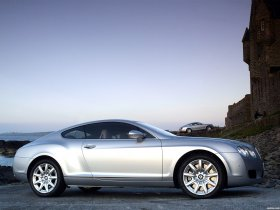 Ver foto 20 de Bentley Continental-GT 2003