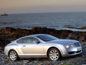 Ver foto 17 de Bentley Continental-GT 2003