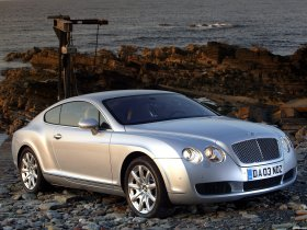 Ver foto 16 de Bentley Continental-GT 2003