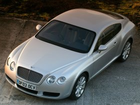 Ver foto 15 de Bentley Continental-GT 2003