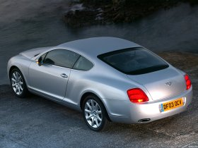 Ver foto 14 de Bentley Continental-GT 2003