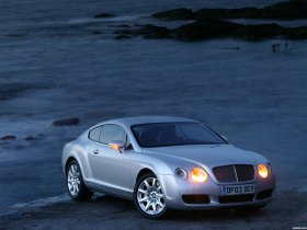 Ver foto 13 de Bentley Continental-GT 2003