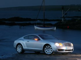 Ver foto 12 de Bentley Continental-GT 2003