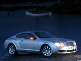 Ver foto 11 de Bentley Continental-GT 2003