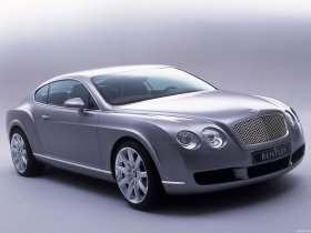 Ver foto 9 de Bentley Continental-GT 2003