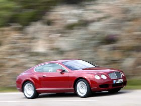 Ver foto 7 de Bentley Continental-GT 2003