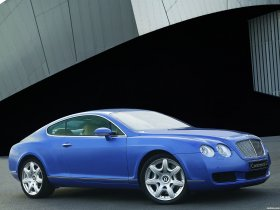 Ver foto 3 de Bentley Continental-GT 2003