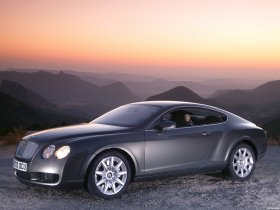 Fotos de Bentley Continental-GT 2003