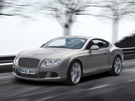 Fotos de Bentley Continental GT 2010