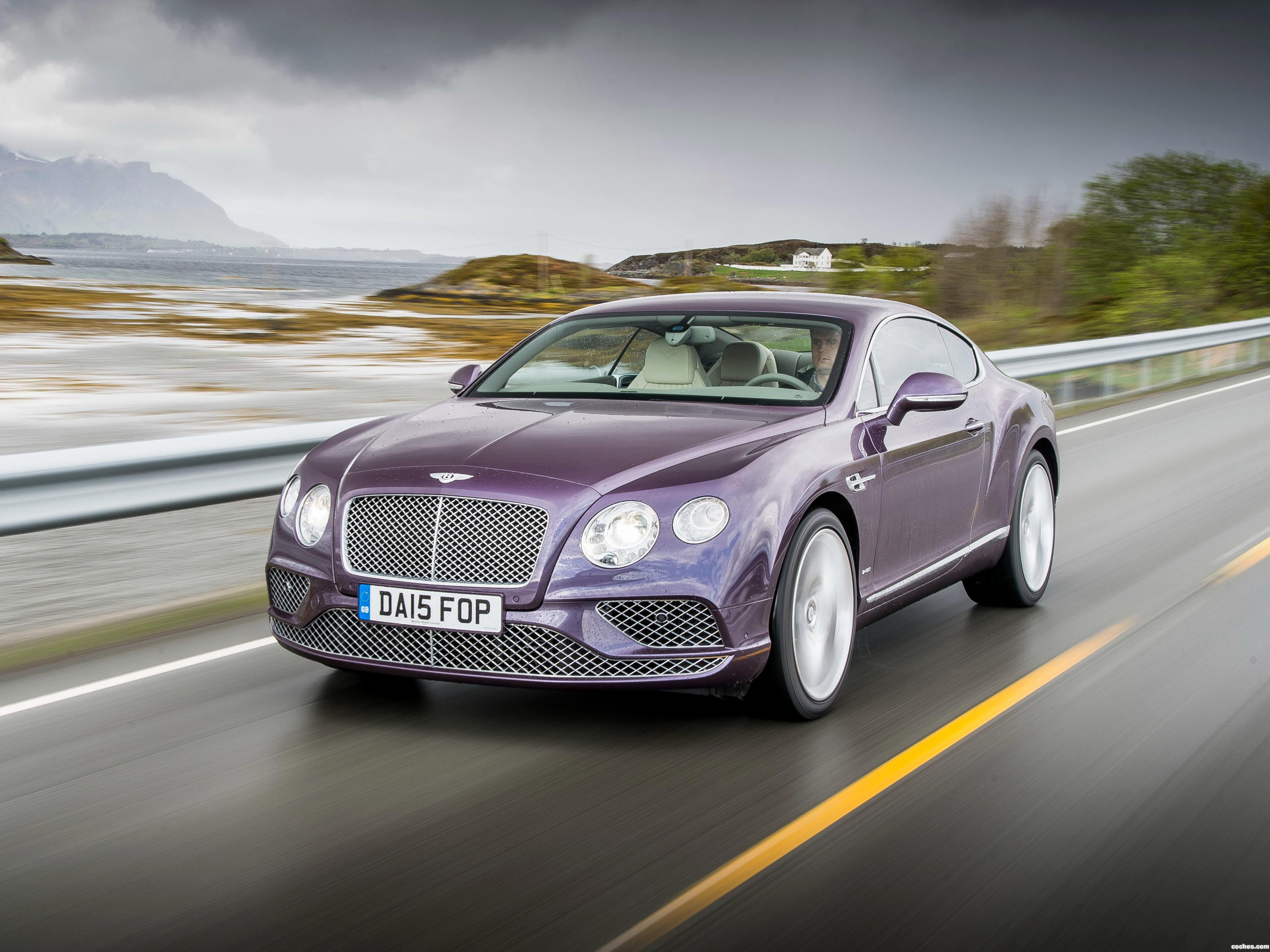 Foto 0 de Bentley Continental GT 2015