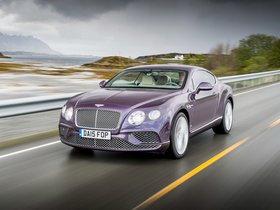 Fotos de Bentley Continental GT 2015