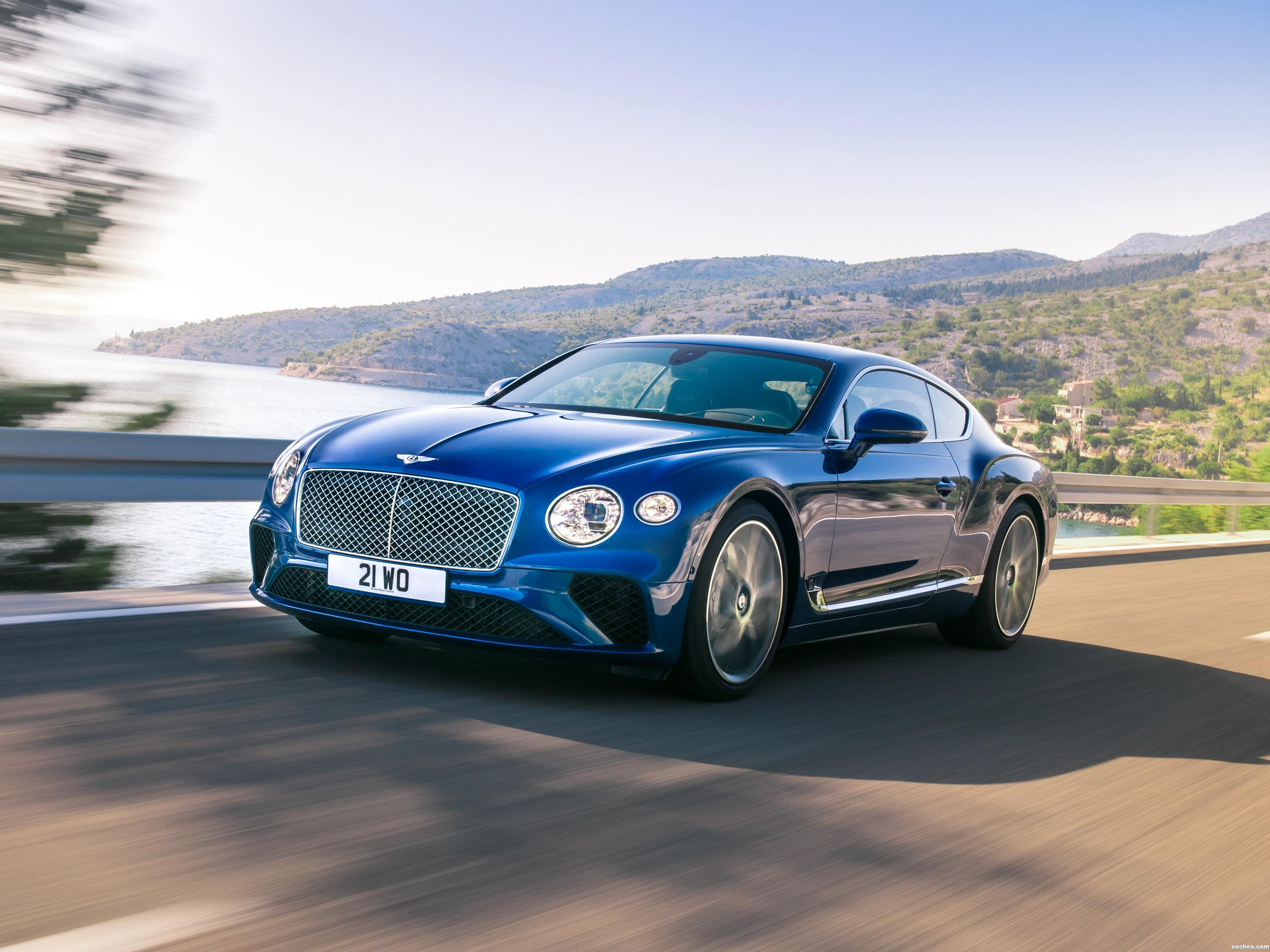 Foto 0 de Bentley Continental GT 2017