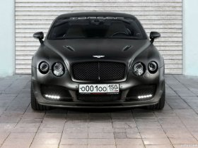 Ver foto 3 de Bentley Continental-GT Bullet by TopCar 2009