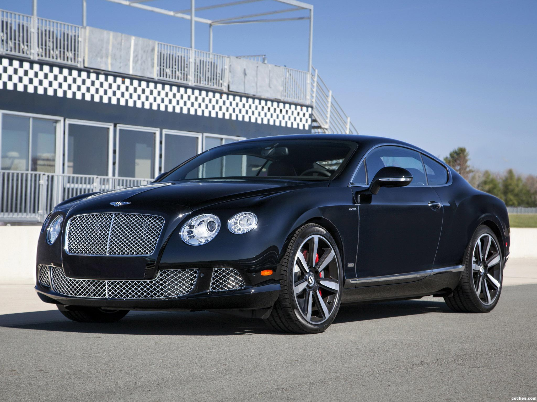 Foto 0 de Bentley Continental GT Convertible W12 Le Mans Limited Edition USA 2013