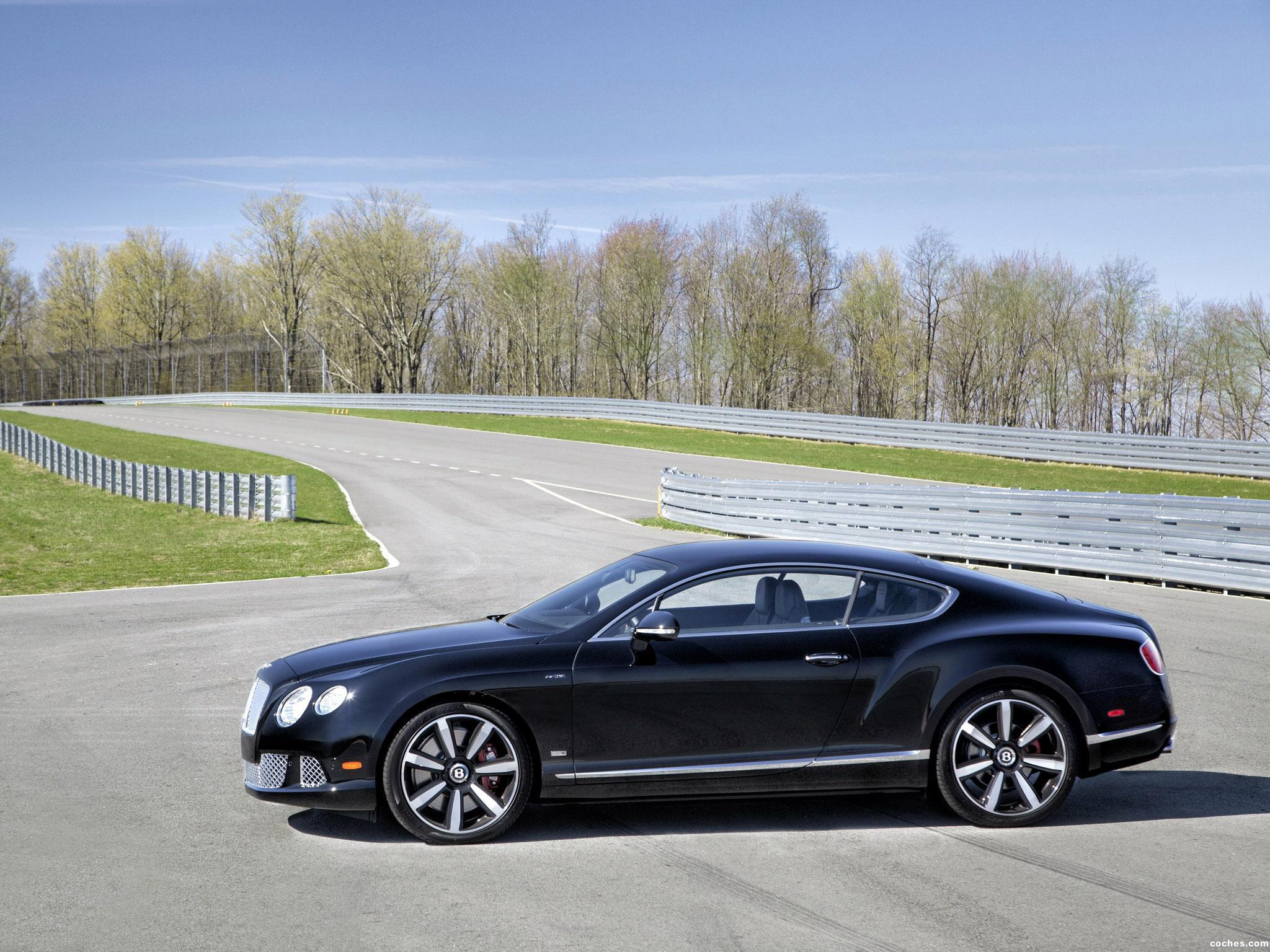 Foto 6 de Bentley Continental GT Convertible W12 Le Mans Limited Edition USA 2013