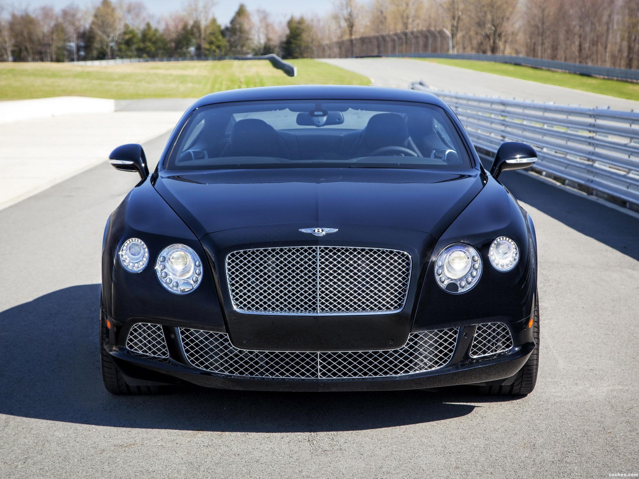 Foto 5 de Bentley Continental GT Convertible W12 Le Mans Limited Edition USA 2013