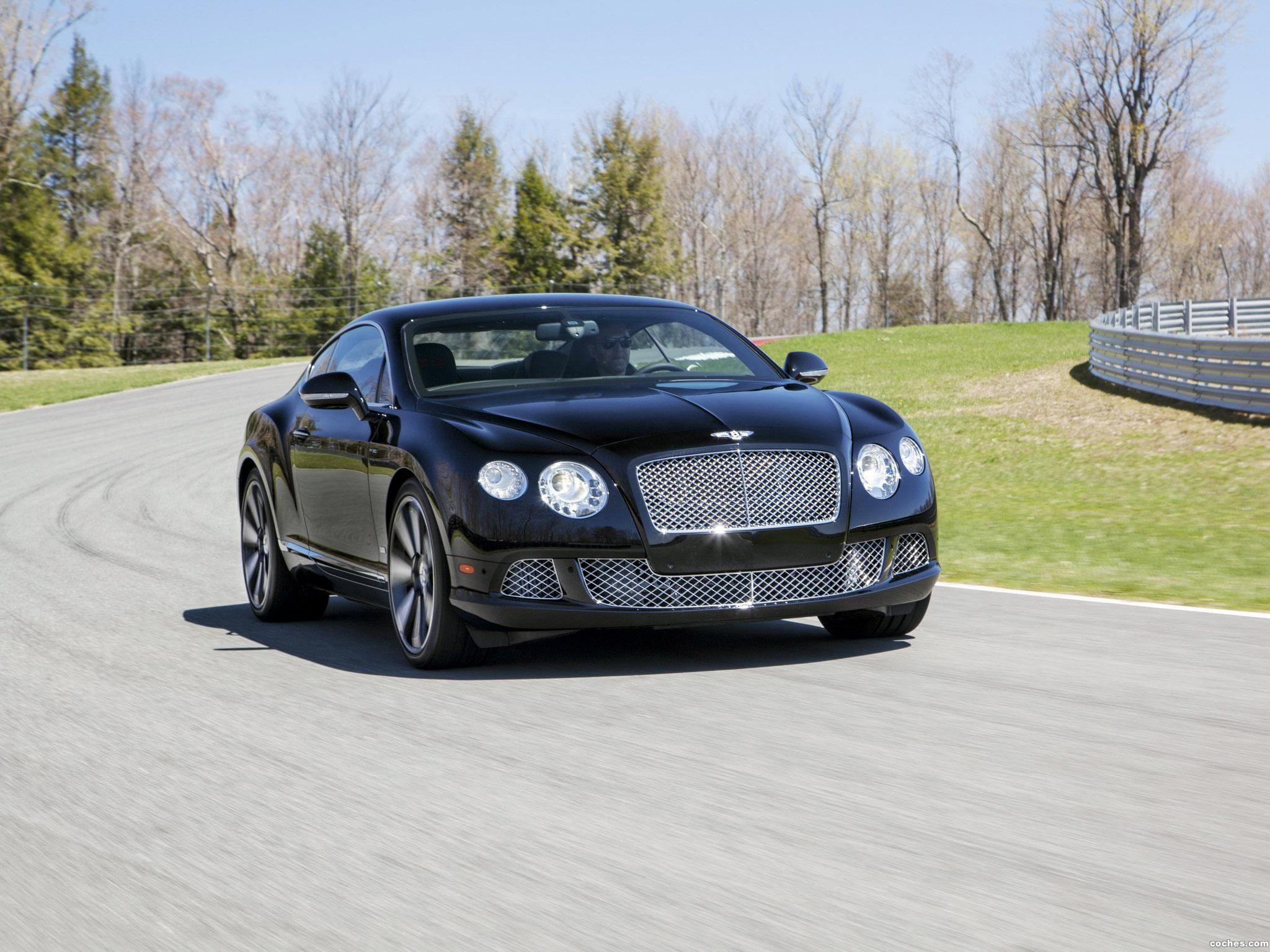 Foto 4 de Bentley Continental GT Convertible W12 Le Mans Limited Edition USA 2013