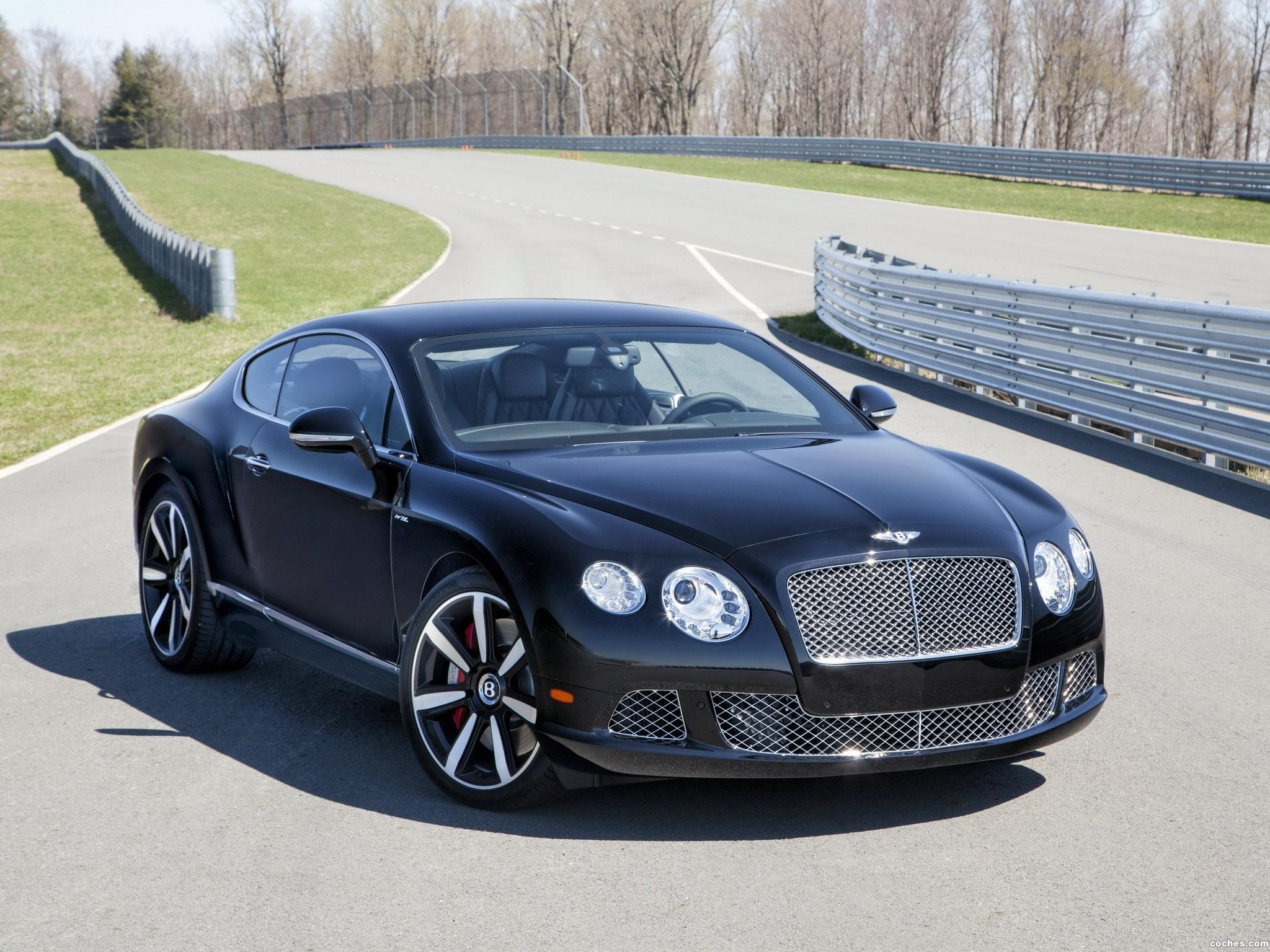 Foto 1 de Bentley Continental GT Convertible W12 Le Mans Limited Edition USA 2013