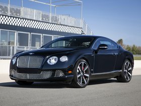 Fotos de Bentley Continental GT Convertible W12 Le Mans Limited Edition USA 2013