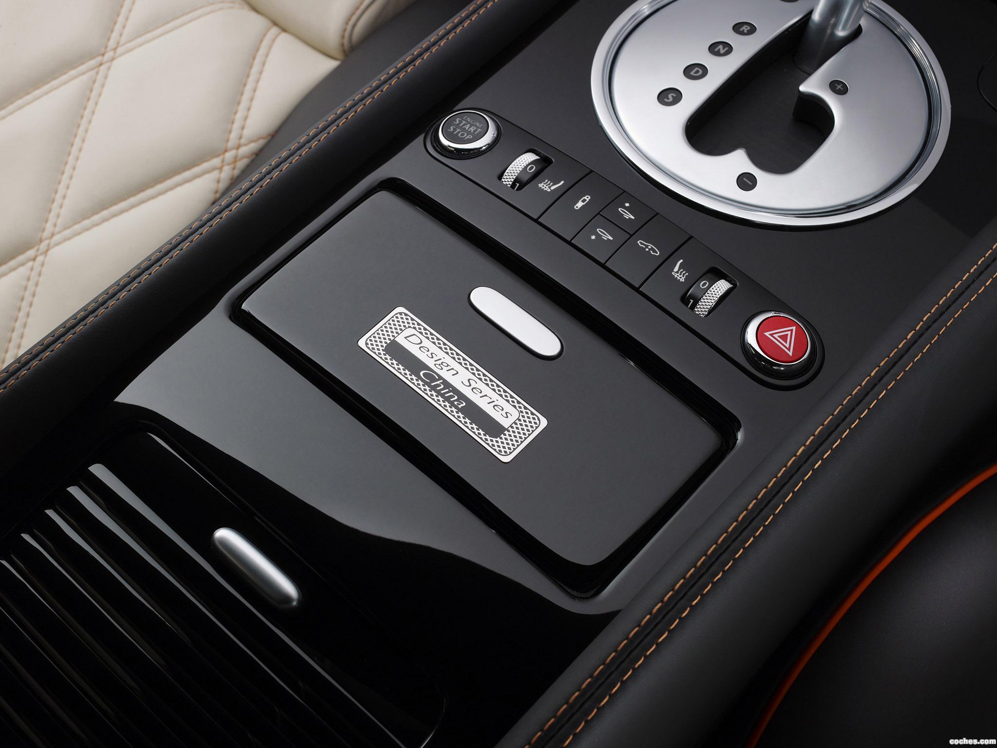 Foto 2 de Bentley esign Series China 2010
