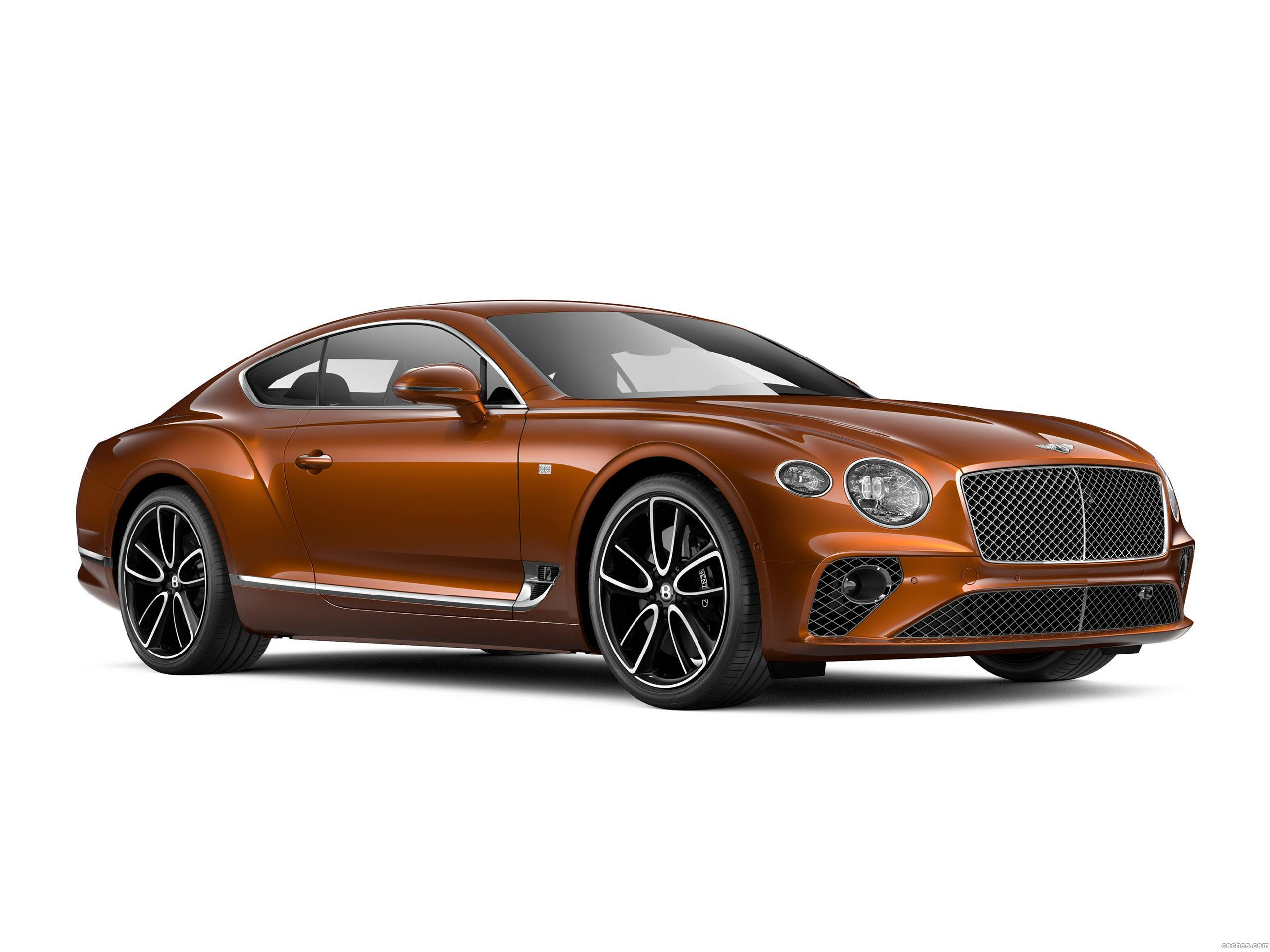 Foto 0 de Bentley Continental GT First Edition 2017