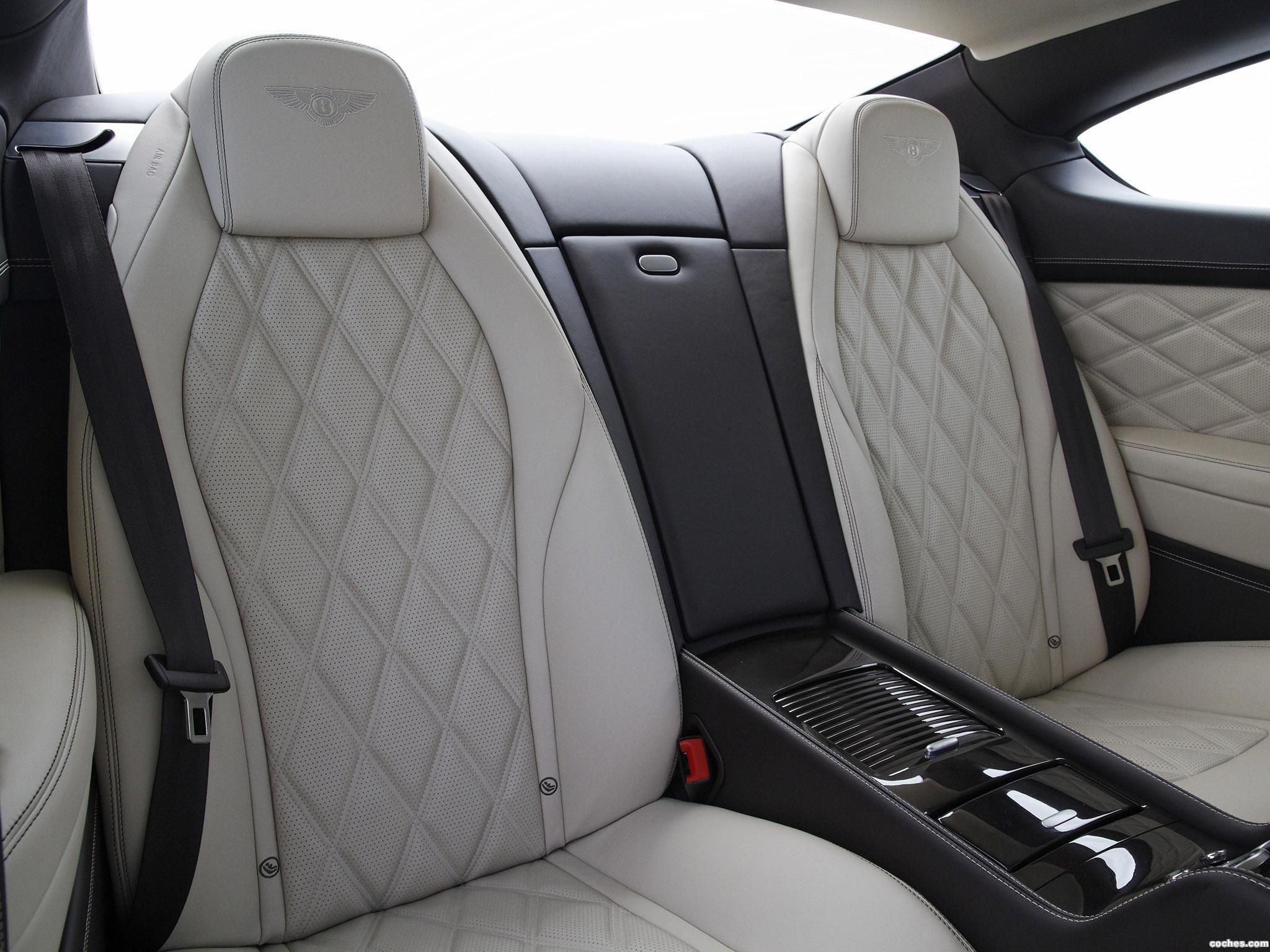Foto 11 de Bentley Continental-GT Liquid Mercury 2010