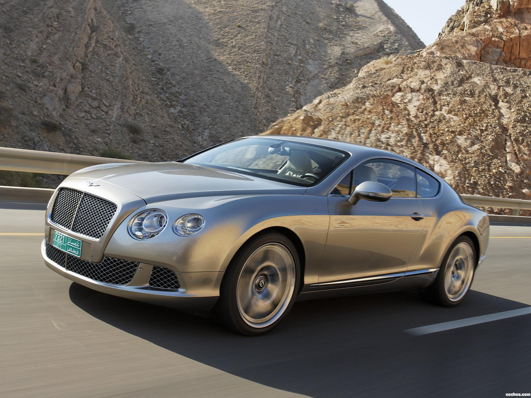 Foto 7 de Bentley Continental-GT Liquid Mercury 2010