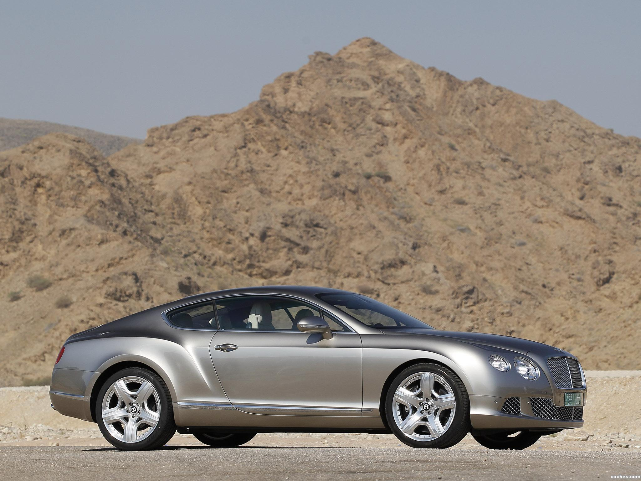 Foto 4 de Bentley Continental-GT Liquid Mercury 2010