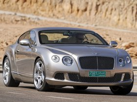 Fotos de Bentley Continental-GT Liquid Mercury 2010