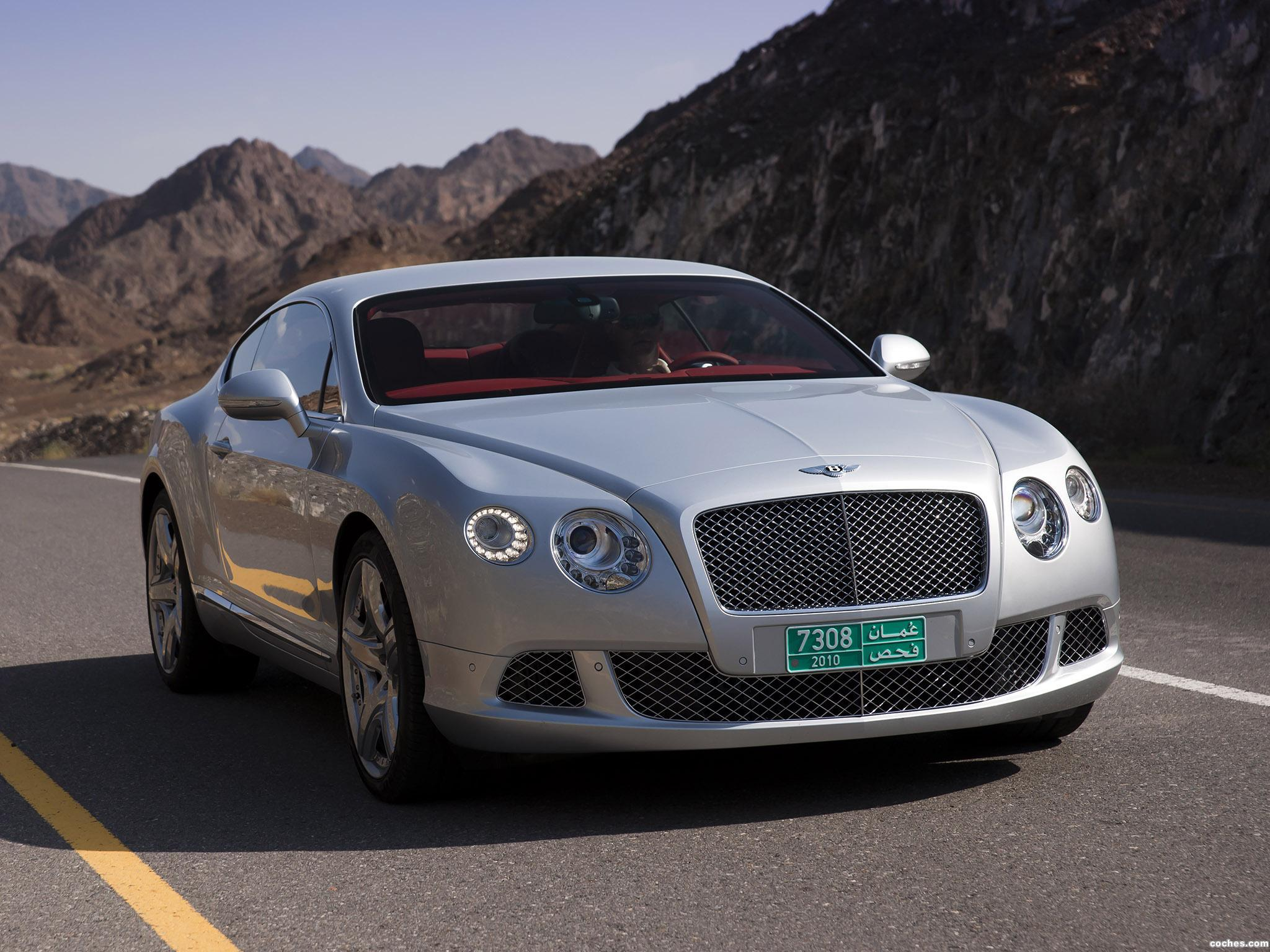Foto 0 de Bentley Continental-GT Moonbeam 2010