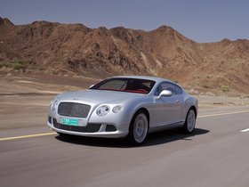 Ver foto 5 de Bentley Continental-GT Moonbeam 2010