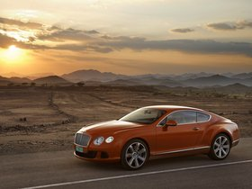 Ver foto 3 de Bentley Continental-GT Orange Flame 2010