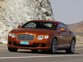 Ver foto 2 de Bentley Continental-GT Orange Flame 2010
