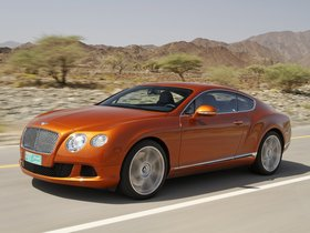 Ver foto 11 de Bentley Continental-GT Orange Flame 2010