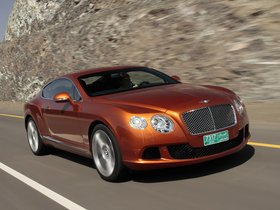 Ver foto 10 de Bentley Continental-GT Orange Flame 2010