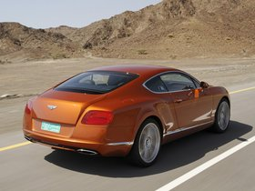 Ver foto 9 de Bentley Continental-GT Orange Flame 2010