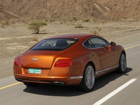 Ver foto 8 de Bentley Continental-GT Orange Flame 2010