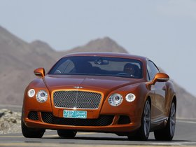 Ver foto 7 de Bentley Continental-GT Orange Flame 2010