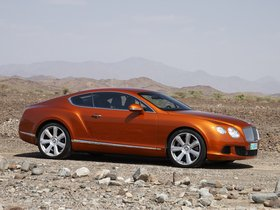 Ver foto 6 de Bentley Continental-GT Orange Flame 2010