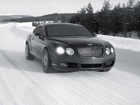 Ver foto 3 de Bentley Continental-GT Prototype 2002