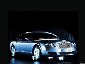 Ver foto 2 de Bentley Continental-GT Prototype 2002