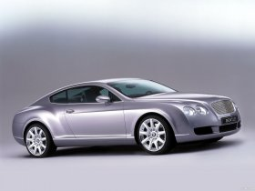 Fotos de Bentley Continental-GT Prototype 2002