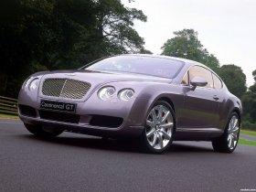 Ver foto 11 de Bentley Continental-GT Prototype 2002