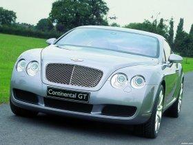 Ver foto 10 de Bentley Continental-GT Prototype 2002