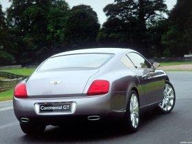 Ver foto 9 de Bentley Continental-GT Prototype 2002