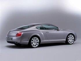 Ver foto 8 de Bentley Continental-GT Prototype 2002