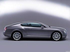 Ver foto 7 de Bentley Continental-GT Prototype 2002